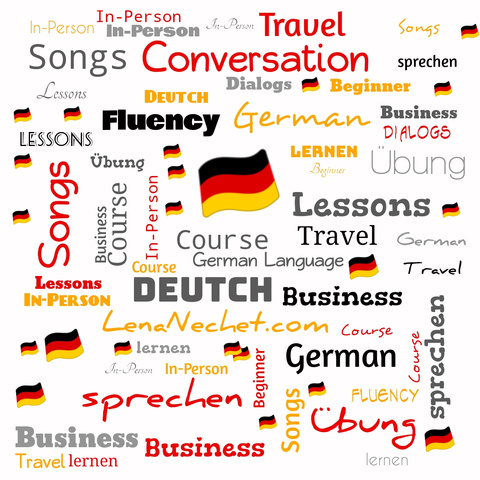 German Course Words